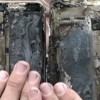 Apple iPhone 7 catches fire and burns a car in Australia