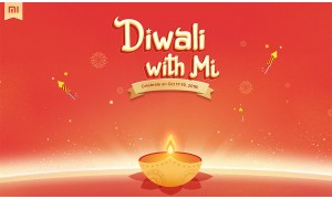 Xiaomi announces 'Diwali With Mi' sale offers, alongwith another Rs. 1 flash sale from October 17th to 19th