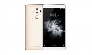 ZTE Axon 7 Max with dual-cameras, 6-inch display, Snapdragon 625 launched in China