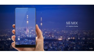 Xiaomi Mi Mix Nano with 5.5-inch bezel less display shows up in leaked images