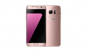 Samsung Galaxy S7 Edge Pink Gold color now available in India