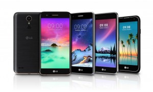 LG announces 2017 K3, K4, K8 and K10 smartphones along with the Stylus 3 with Pen support