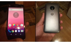 Moto G5 Plus Hands-on Images Leak with detailed Specs, Coming Soon