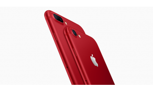 Apple announces new limited edition red iPhone 7 and iPhone 7 Plus