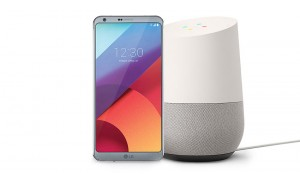 Pre-order LG G6 in the US on AT&T, Verizon, Sprint, T-Mobile and get a free 49-inch Smart TV, Google Home