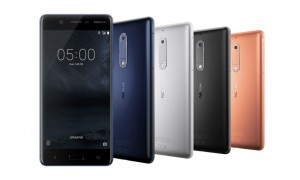 Nokia 6, Nokia 5 and Nokia 3 launched in India, start at Rs. 9499 running Android Nougat