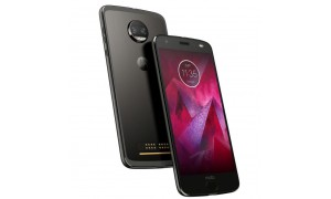 Moto Z2 Force launched, brings Shattershield display, new 360 camera Moto Mod and smaller battery