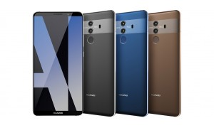 Huawei Mate 10 and Mate 10 Pro launched - Feature MobileAI