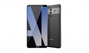 Huawei Mate 10 Pro Leaks online, shows massive display, f/1.6 aperture cameras