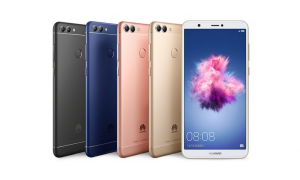 Huawei Enjoy 7S With 5.65-Inch 18:9 Display Unveiled