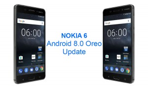 Nokia 6 Android 8.0 Oreo Update Starts Rolling Out