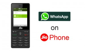 How to use WhatsApp on Jio Phone for Free - Full in-depth Tutorial