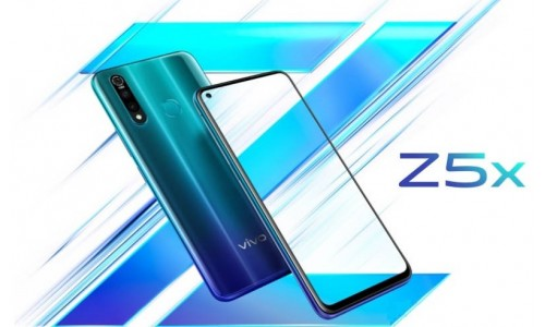 Vivo Z5x goes official with 6.53-inch FHD+ display, Snapdragon 710, triple rear cameras, 5000mAh battery