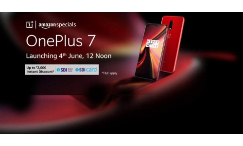 OnePlus 7 will be available starting June 4 in India. Here's everything you need to know.