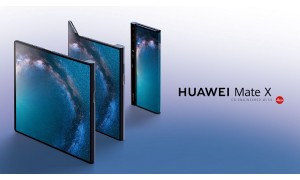 HUAWEI Mate X foldable 5G smartphone launching in China in September.