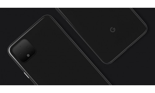 Google officially leaks the new Pixel 4 with square camera bump
