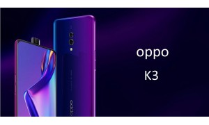 Oppo K3 launched in India with 6.5-inch FHD+ AMOLED display, Snapdragon 710, in-display fingerprint scanner, available July 19 on Amazon