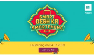 Redmi 7A launching in India on July 4 on Flipkart, 5.45-inch HD+ display, Snapdragon 439, splash-resistant body.