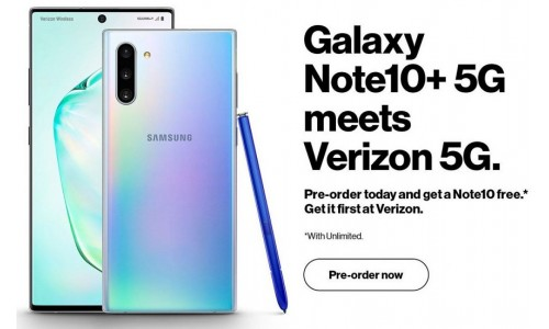 Samsung Galaxy Note10 series launching globally on August 7, Galaxy 10+ 5G press images surface