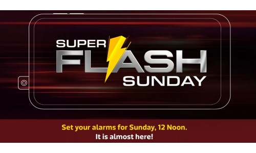 Flipkart annouced Super Flash Sunday sale on July 28, Rs. 1000 ICICI bank Discount, Realme X, Redmi K20 series and more.