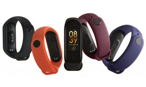 Xiaomi launches Mi Smart Band 4 in India at Rs. 2,299 with 0.95-inch AMOLED color display, 50-meter water resistance and available Sept 19.