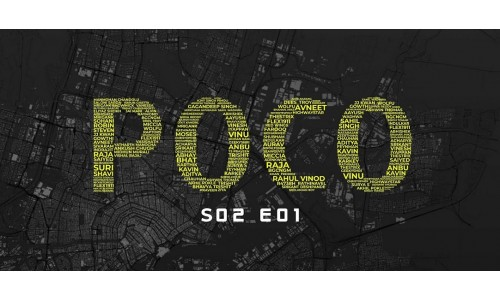 POCO India Official teaser give hints on POCO new series smartphone, Expected to launch Soon.