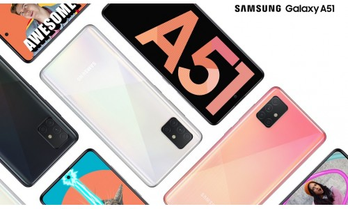 Samsung launching Galaxy A51 in India on January 29 with 6.5-inch FHD+ Infinity-O AMOLED display, 48MP quad rear cameras, 15W Super-fast charger