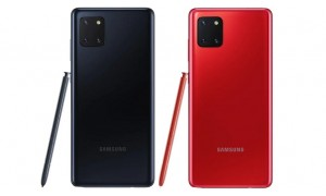 Samsung launched Galaxy Note10 Lite in India starting at Rs. 38999 with 6.7-inch FHD+ Super AMOLED Infinity-O Display, 12 MP triple rear cameras