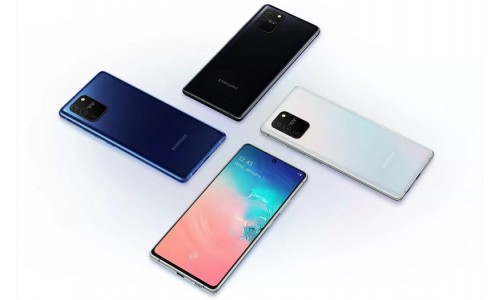 Samsung launched Galaxy S10 Lite in India at Rs. 39,999 with 6.7-inch FHD+ Super AMOLED Plus Infinity-O Display, Snapdragon 855, 48MP triple rear cameras