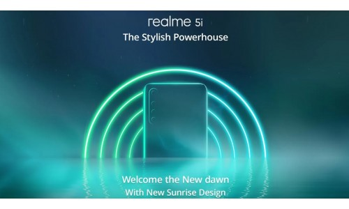 Realme launched Realme 5i in India at Rs. 8999 with a 6.52-inch display, 4GB RAM, quad rear cameras, 5000mAh battery.