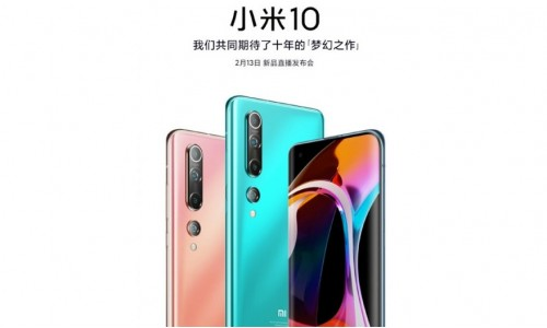 Xiaomi launched Mi 10 and Mi 10 Pro in China with 6.67-inch FHD+ AMOLED 90Hz display, Snapdragon 865, up to 12GB RAM, 108MP quad rear cameras and DxOMark Score
