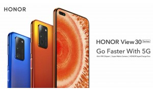 HONOR launched Honor View30 Pro Globally with 6.57-inch FHD+ display, Kirin 990 5G, 40MP triple rear cameras along with Honor 9X Pro