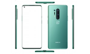Official press image of OnePlus 8 Pro has surfaced with 6.78-inch 120Hz Fluid punch-hole display, IP68 Water resistance, 30W Wireless charging and OnePlus 8.