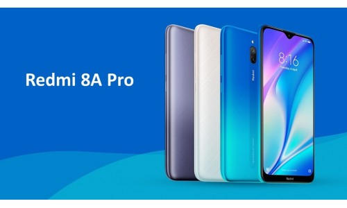 Redmi 8A Pro launched in Indonesia with 6.22-inch Dot Drop display, dual rear cameras, 5000mAh battery, support 18W fast charging