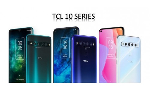 TCL announced TCL 10 Series Smartphone with 5G support, FHD+  AMOLED display, Snapdragon 765G SoC, NXTVISON Visual tech, 4500mAh battery