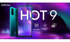 Infinix Hot 9 and Hot 9 Pro launched in India starting at Rs. 8499 with 6.6-inch display, quad rear cameras