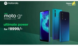 Moto G8 Power Lite launched in India for Rs. 8999 with 6.5-Inch display, triple rear cameras, 5000mAh battery.