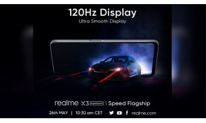 Realme X3 SuperZoom to be announced on May 26 with 120Hz display, Snapdragon 855+ SoC, 60x SuperZoom