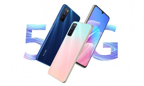 HUAWEI Enjoy Z 5G announced with 6.5-inch FHD+ 90Hz display, Dimensity 800 SoC, 48MP triple rear cameras
