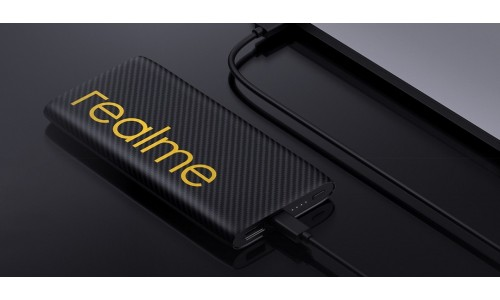 Realme 10000mAh 30W Dart Flash  power bank announced with two-way fast charging