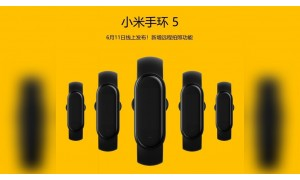 Xiaomi Mi Band 5 will announce on June 11 with 1.2-inch AMOLED screen, Sp02 sensor, 5 new sports modes