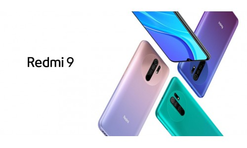 Redmi 9 announced with 6.53-inch FHD+ display, Helio G80, up to 6GB RAM, 128GB Storage, 5020mAh battery