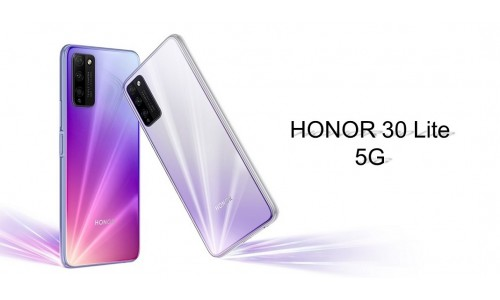 HONOR 30 Lite announced with 6.5-inch FHD+ 90Hz display, Dimensity 800, up to 8GB RAM, 48MP triple rear cameras