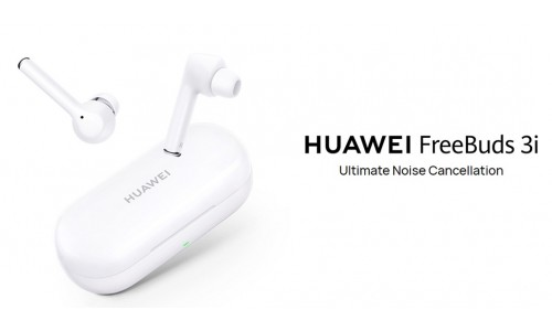 HUAWEI FreeBuds 3i truly wireless ANC earbuds launching in India for Rs. 9990 during Amazon Prime Day sale.