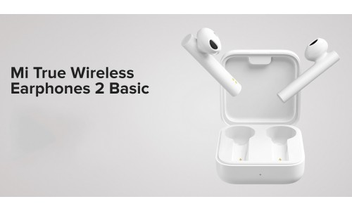 Mi True Wireless Earphones 2 Basic announced for Global Markets with 14.2mm drivers, dual microphones for call noise reduction