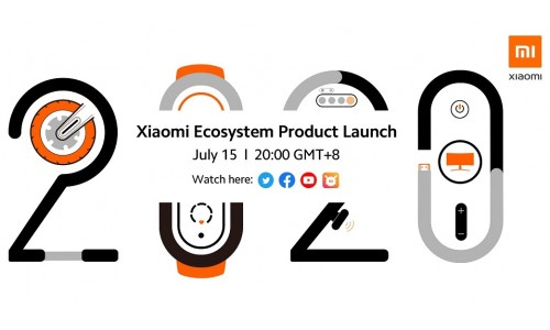 Xiaomi Ecosystem Product Launch event Global on July 15; Expected Mi Band 5, Mi TV Stick, Mi electric scooter and more