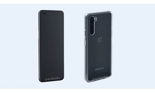 OnePlus Nord images surfaced with quad rear camera, AMOLED dual punch-hole display; Official Cases leaked