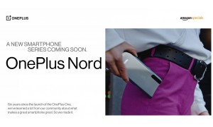 OnePlus Nord new affordable smartphone series confirmed; expected to launch on July 21. (Official teaser Image)