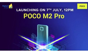 POCO M2 Pro launching in India on July 7 with Quad rear cameras, 33W fast charging
