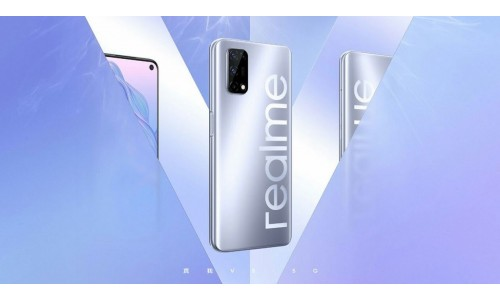Realme V5 5G to be announced on August 3 with 6.5-inch FHD+ punch-hole screen, 48MP quad rear cameras, 5000mAh battery
